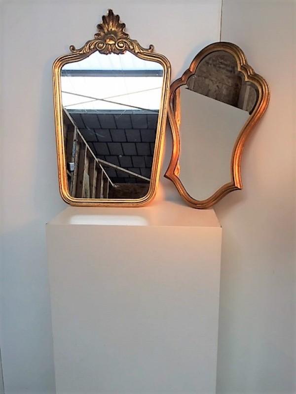 Duo Barokke Spiegels