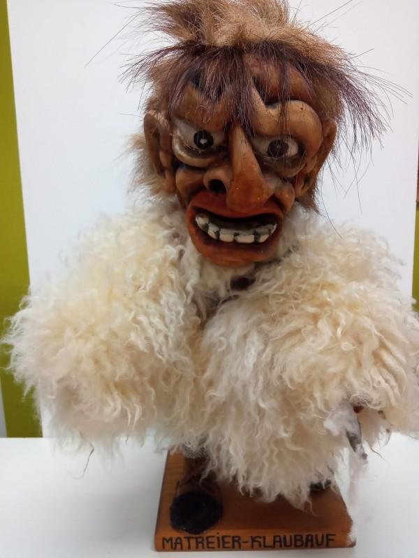 Matreier Klaubauf trol figuur
