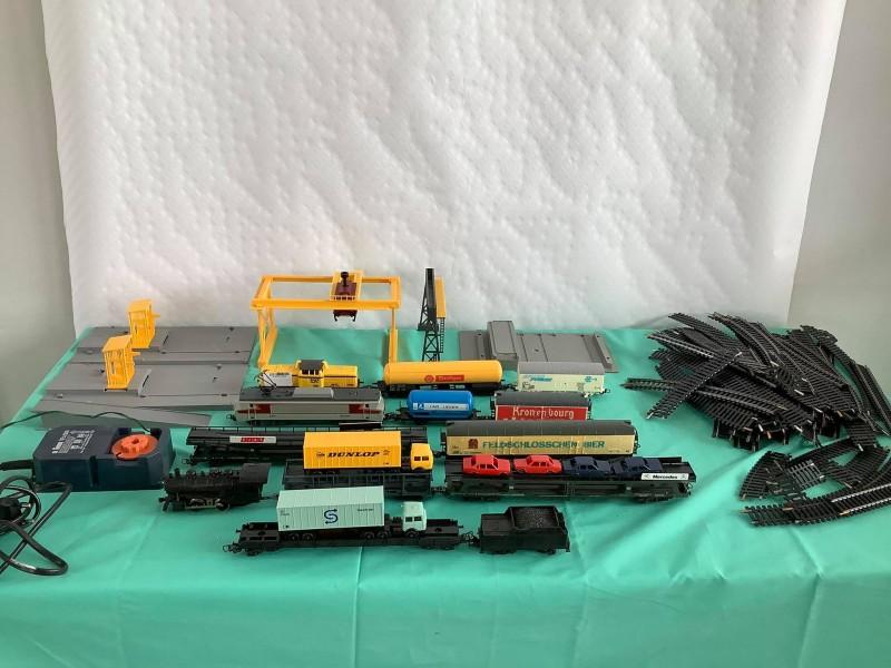 Lima treinset met 3 locomotieven